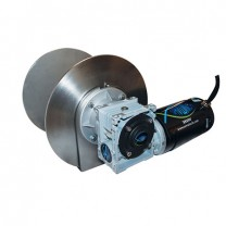 This is an image of a 3000W Savwinch electric boat anchor winch