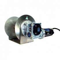 This is Savwinch photo of Model 550W boat anchor winch