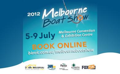 2012 BIAV Melbourne Boat Show