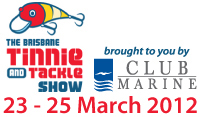 2012 brisbane boat show logo