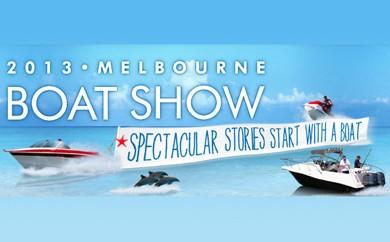 2013 Melbourne Boat Show