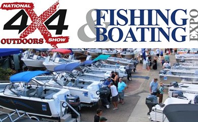 2013 Melbourne National 4x4 boat show