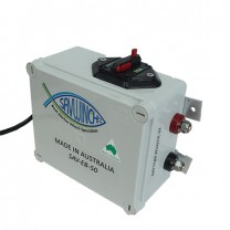 This is a photo of a Savwinch Electric Box Model EB-50