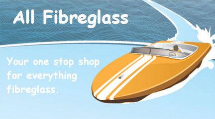 All Fibreglass - Logo Featured