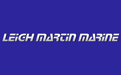 Leigh Martin Marine - Logo - Featured
