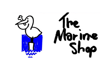 The Marine Shop - Logo - Featured