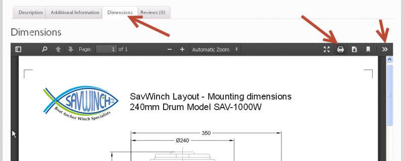 Sav Winch Wiring Diagram