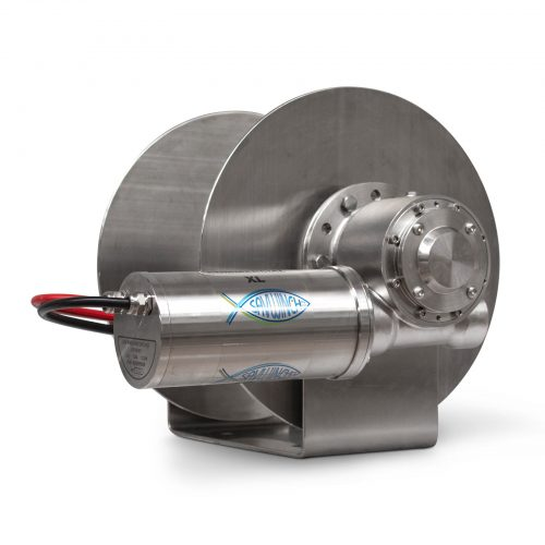 Commercial XL Drum Anchor Winch