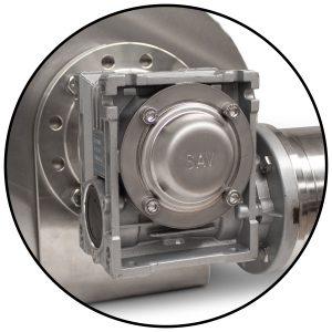 winch gearbox